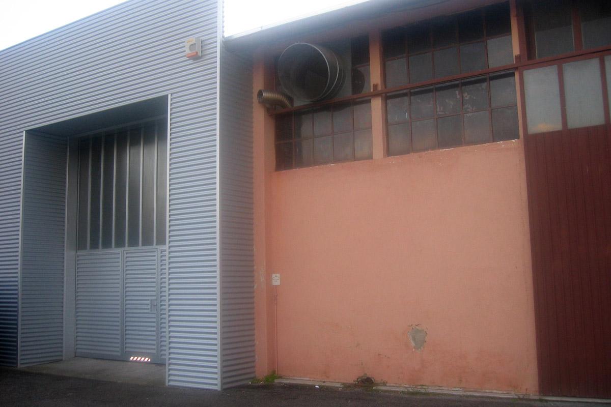 Rivestimento capannoni e facciate ventilate in metallo - Projetcover Treviso