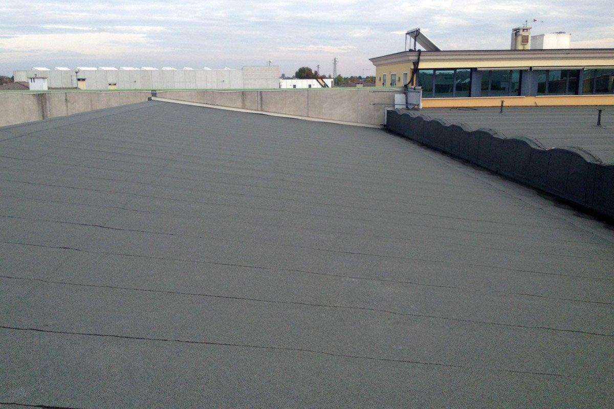 guaina bituminosa per copertura tetti